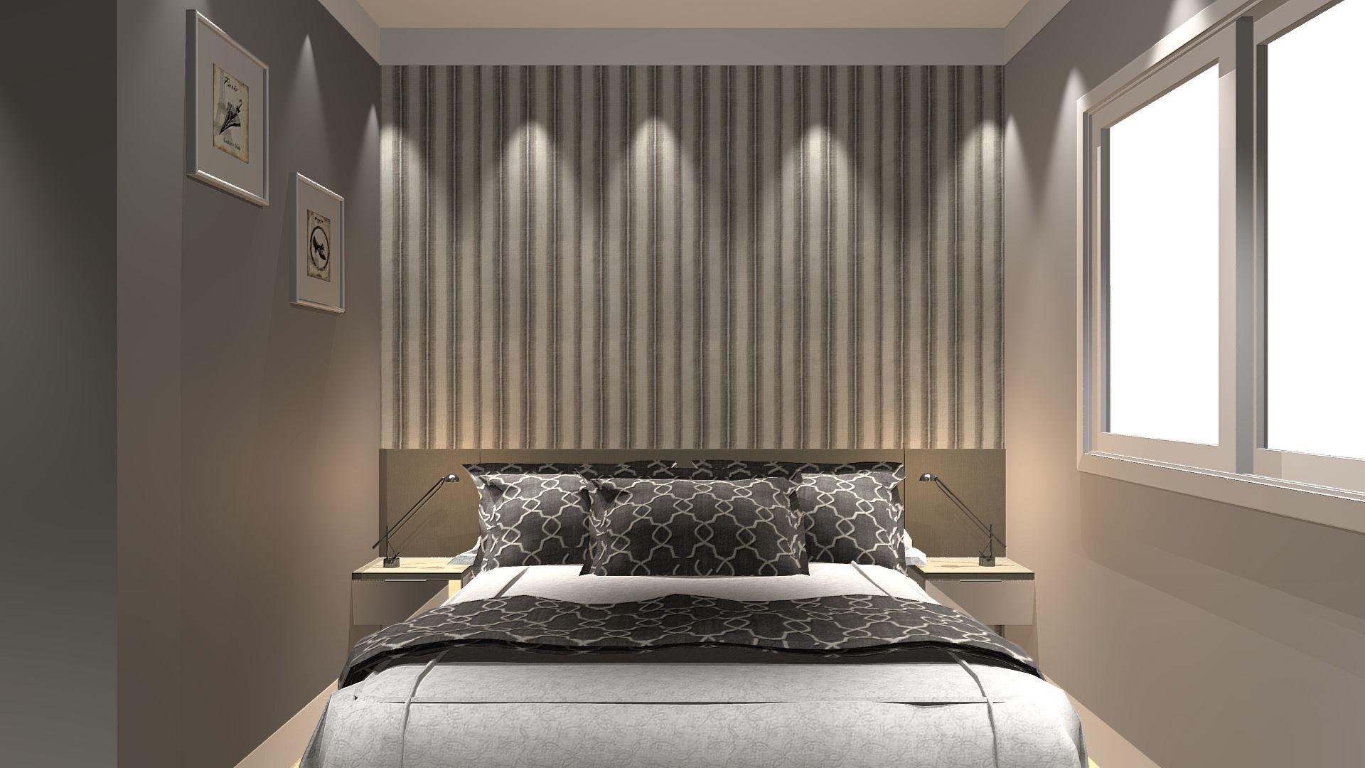 Moveleiros dormit rio planejado casal for Dormitorio 2x3
