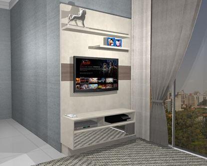 Imagem de Home Theater Premium Vittace Uvaranas (3 quartos - Planta C)