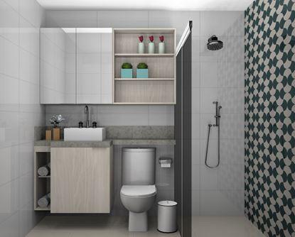 Banheiro Suíte Planejado