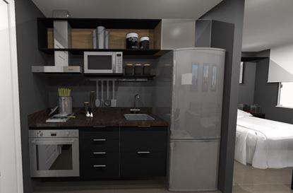 Cozinha Planejada Loft Max Plaza