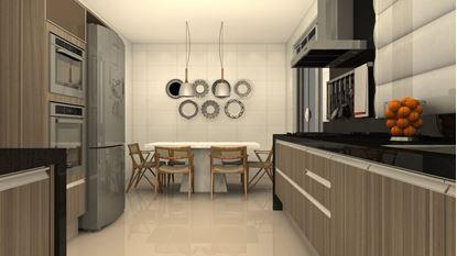 Imagem de Armário de Pia de Cozinha