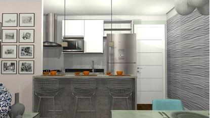 Armário de Cozinha Planejado