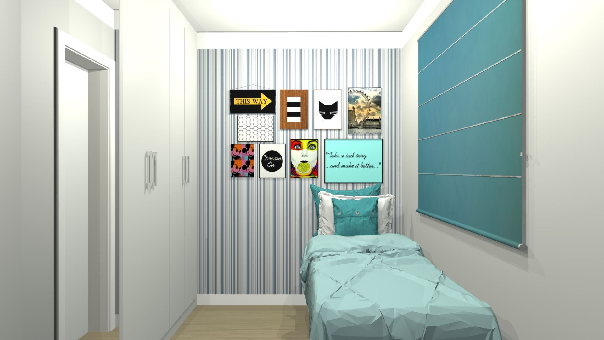 Armário Planejado para quarto
