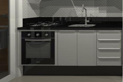 Gabinete de Cozinha Planejado