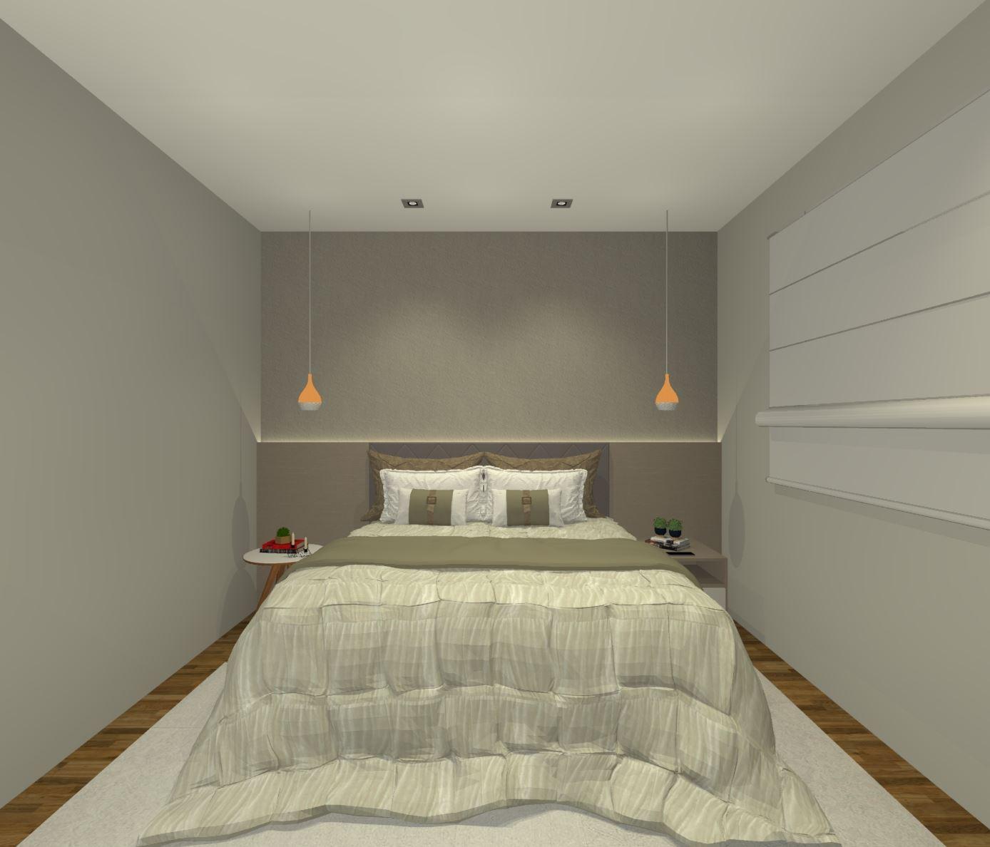 Imagem de Dormitório Planejado de Casal
