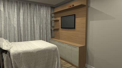 Imagem de Dormitório Casal Planejado