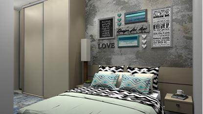 Dormitório Solteiro - vista 1