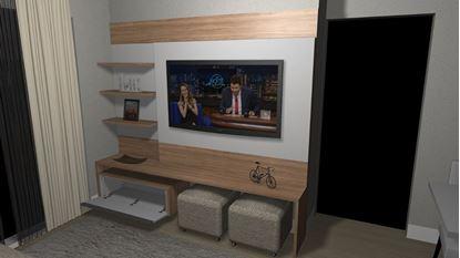 Imagem de Home Theater Planejado