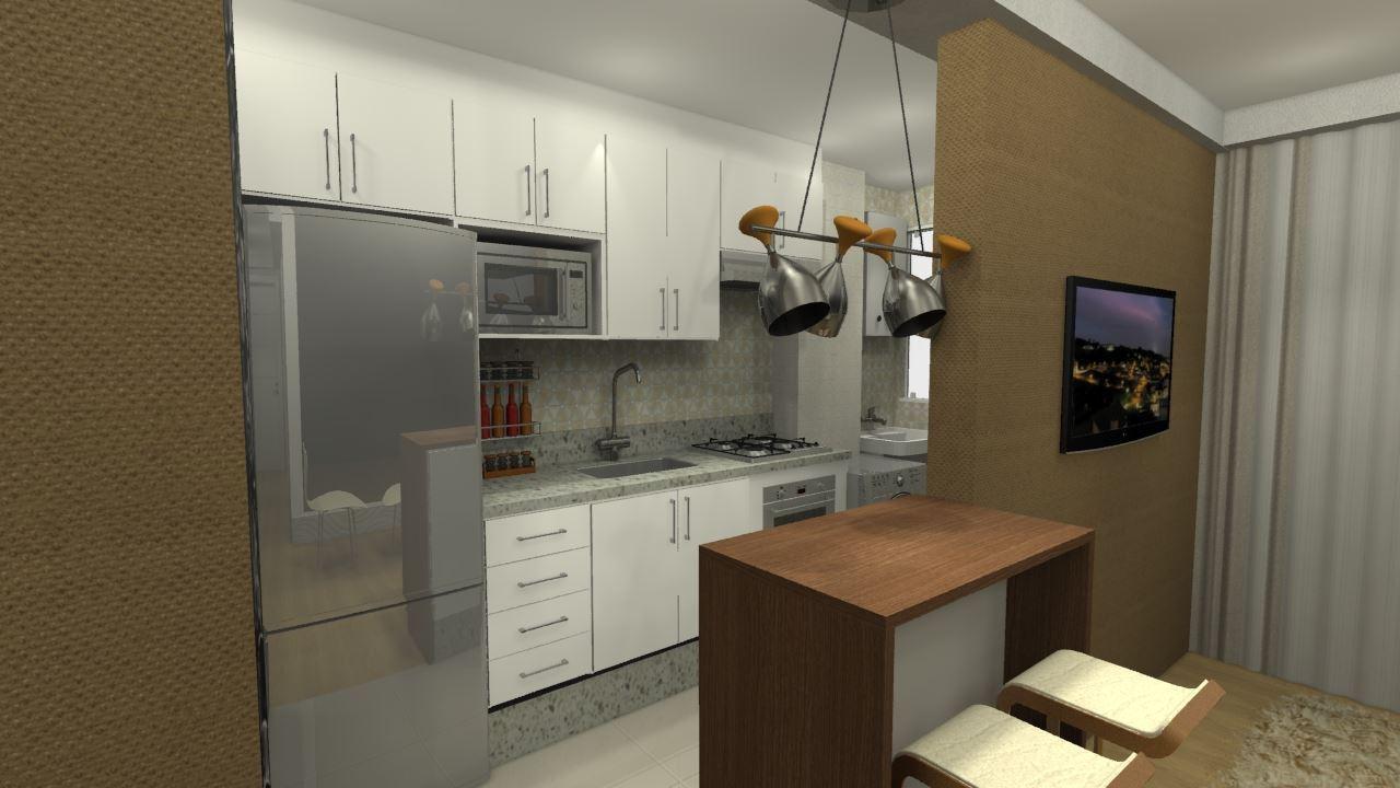 Imagem de Cozinha Planejada