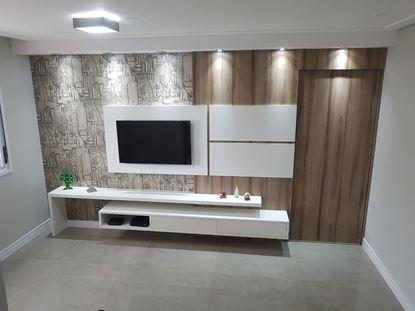 Projeto finalizado na casa do cliente