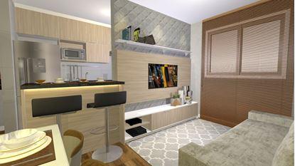 Imagem de Home Para Sala Compacta