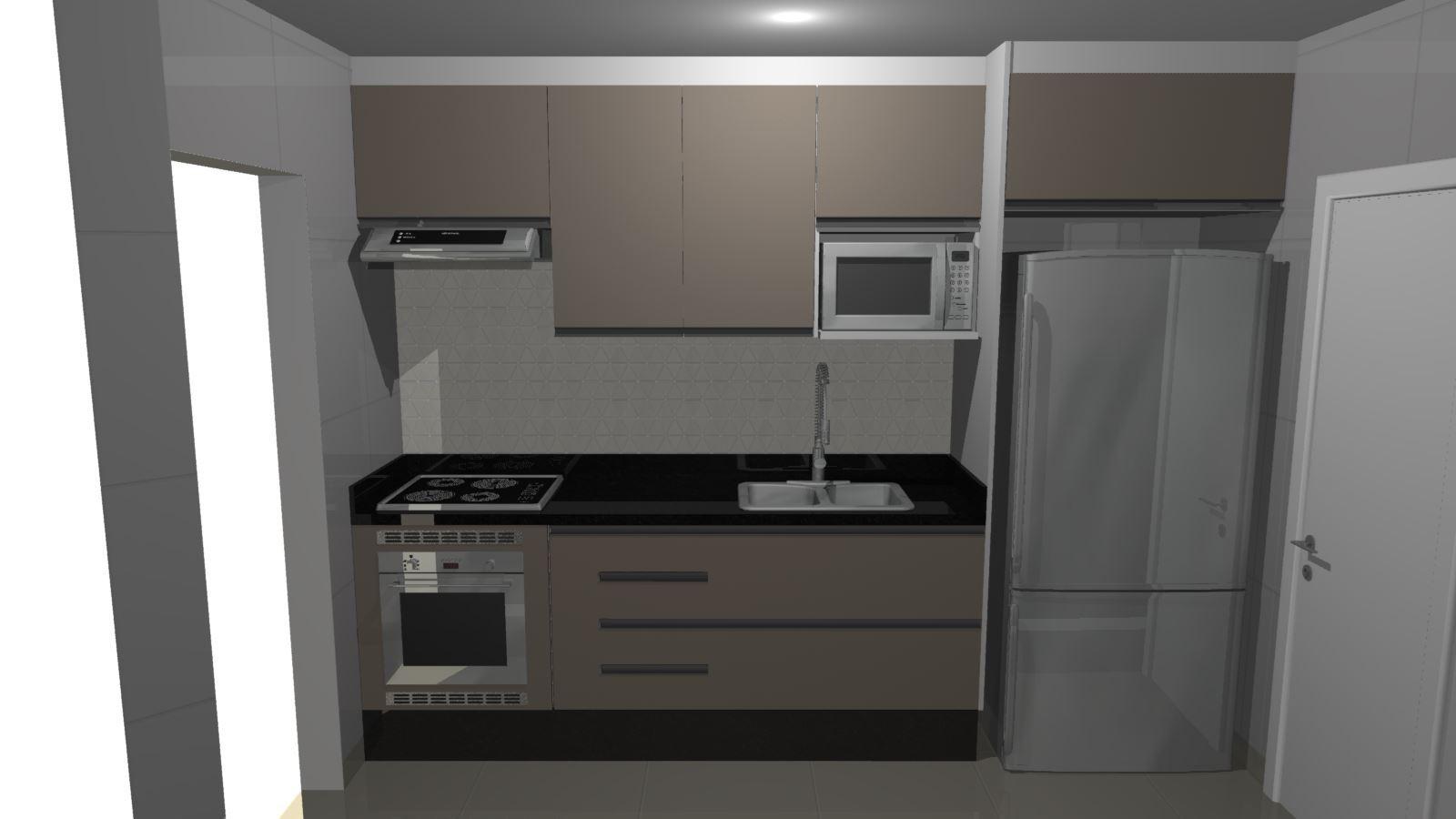 Imagem de Armário de Cozinha Planejado