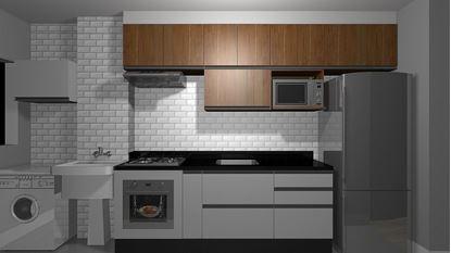 Imagem de Apartamento Completo Decorado