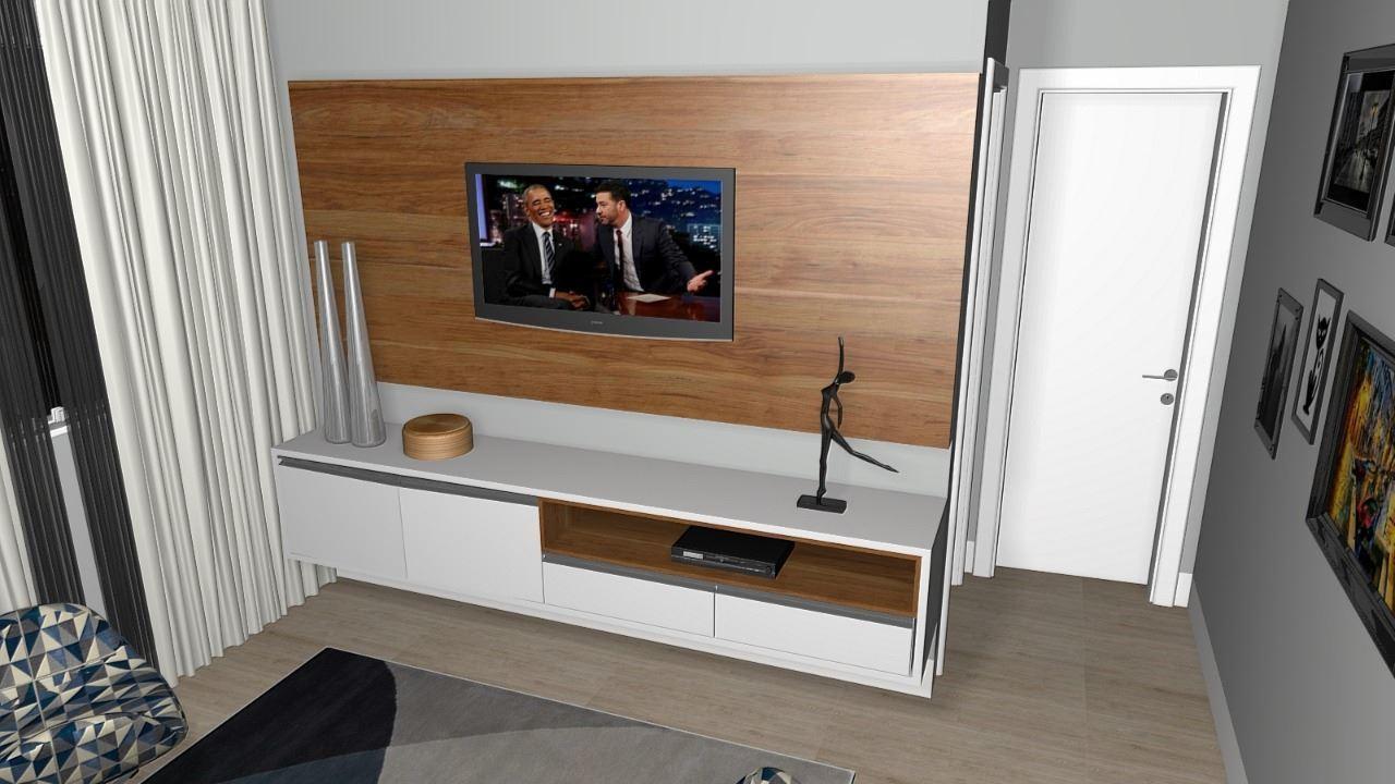 Imagem de Sala de TV Pequena
