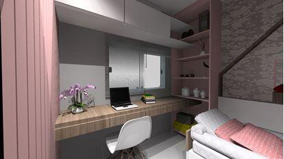 Imagem de Dormitorio De Menina
