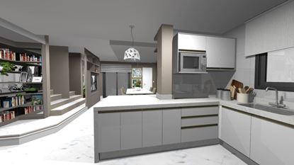 Cozinha Clean Integrada