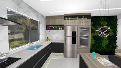 Cozinha Planejada grande
