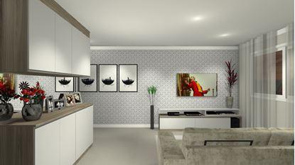 Sala Completa com HOME