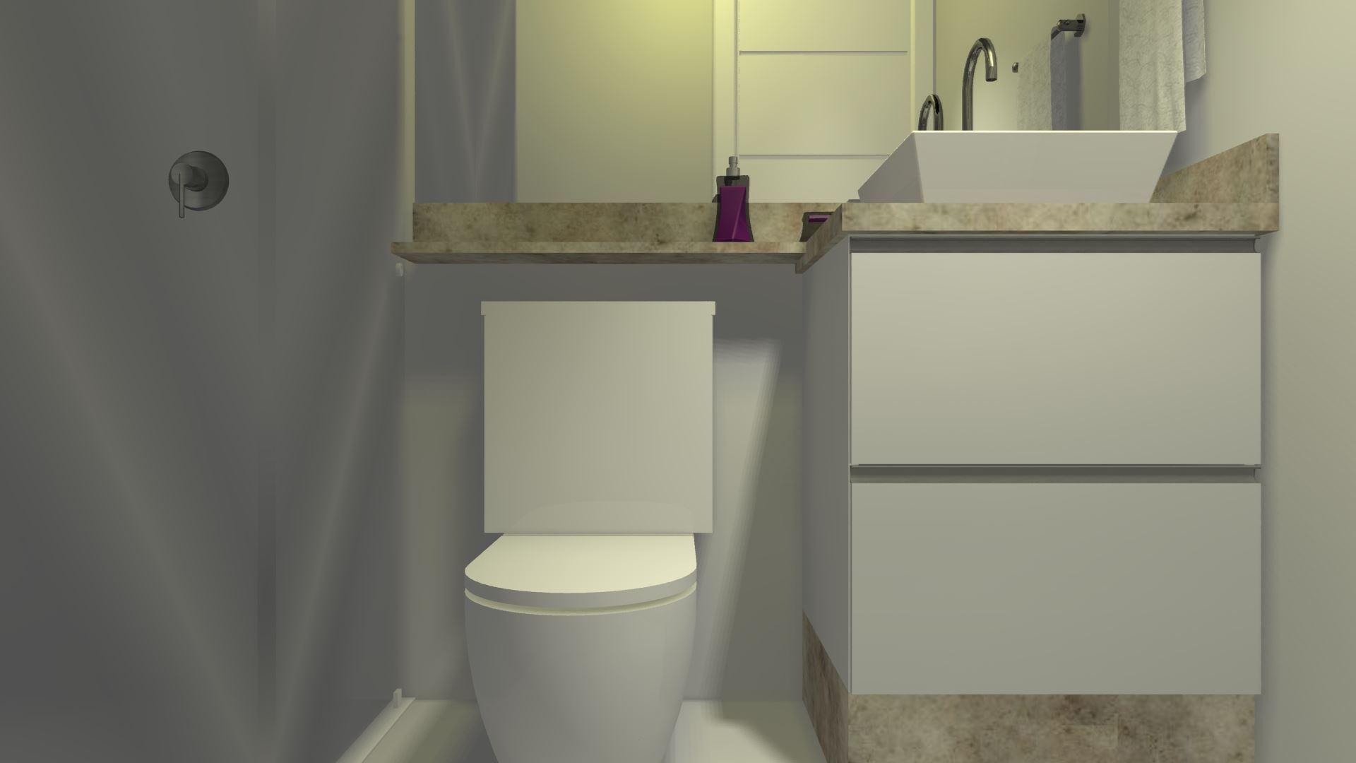 Banheiro Cleen