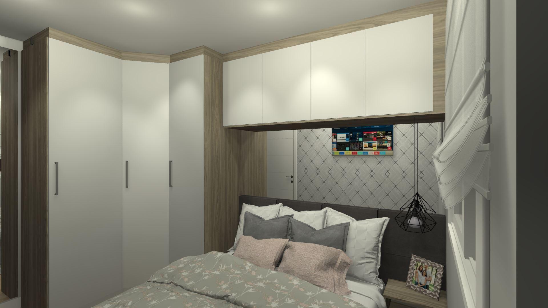 Dormitório de Casal