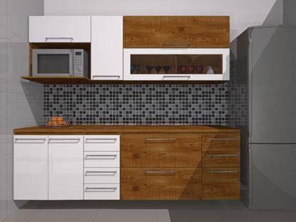 Cozinha (Armário e gabinete)