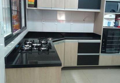 Cozinha completa planejada